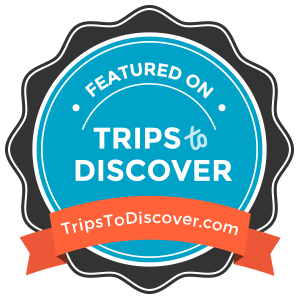 Island Oasis & 350' Lazy River featured on Trips to Discover
